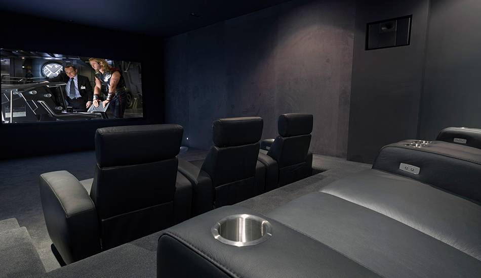 Kensington Basement Cinema