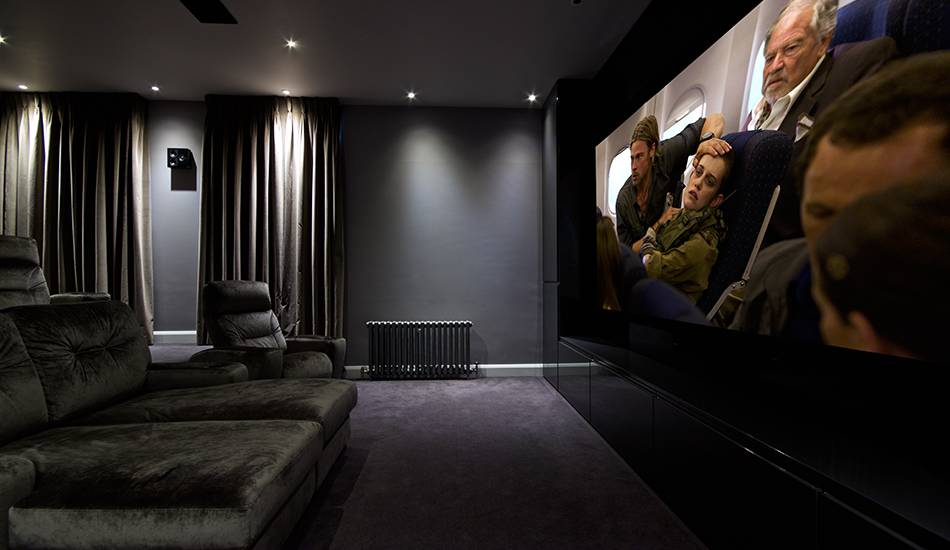 Luxury Private Cinema
